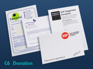 Printed envelopes Bovingdon
